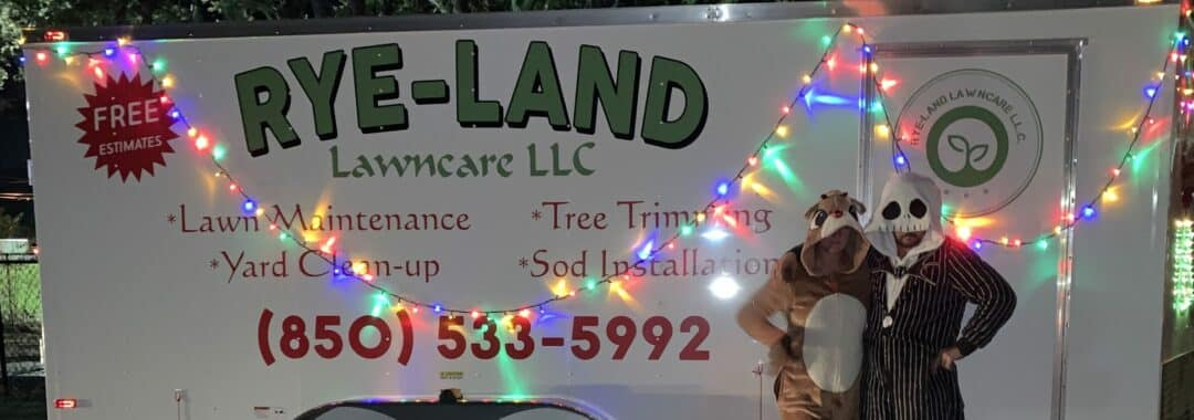 Local Lawn Care Company Wishes You A Merry Christmas